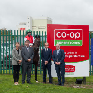 Co-Op Superstores sponsors National Hunt Raceday at Cork Racecourse Mallow