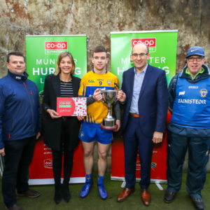 Clare Claim 2019 Co-Op SuperStores Munster Hurling League Title