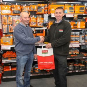 Local Farmer Wins €1000 Worth Of Gallagher Fencing Products