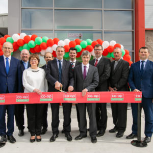 Dairygold opens new Co-Op Superstores at Mogeely
