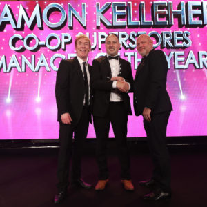 National Retail Excellence Awards Winners Announced; Eamon Kelleher Wins Manager of the Year 2020