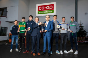 The official launch of the Co-Op Superstores Munster Hurling League 2019