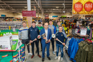 Munster Hurling League Launch 2019