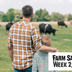 Dairygold show their support for Farm Safety Week 2021
