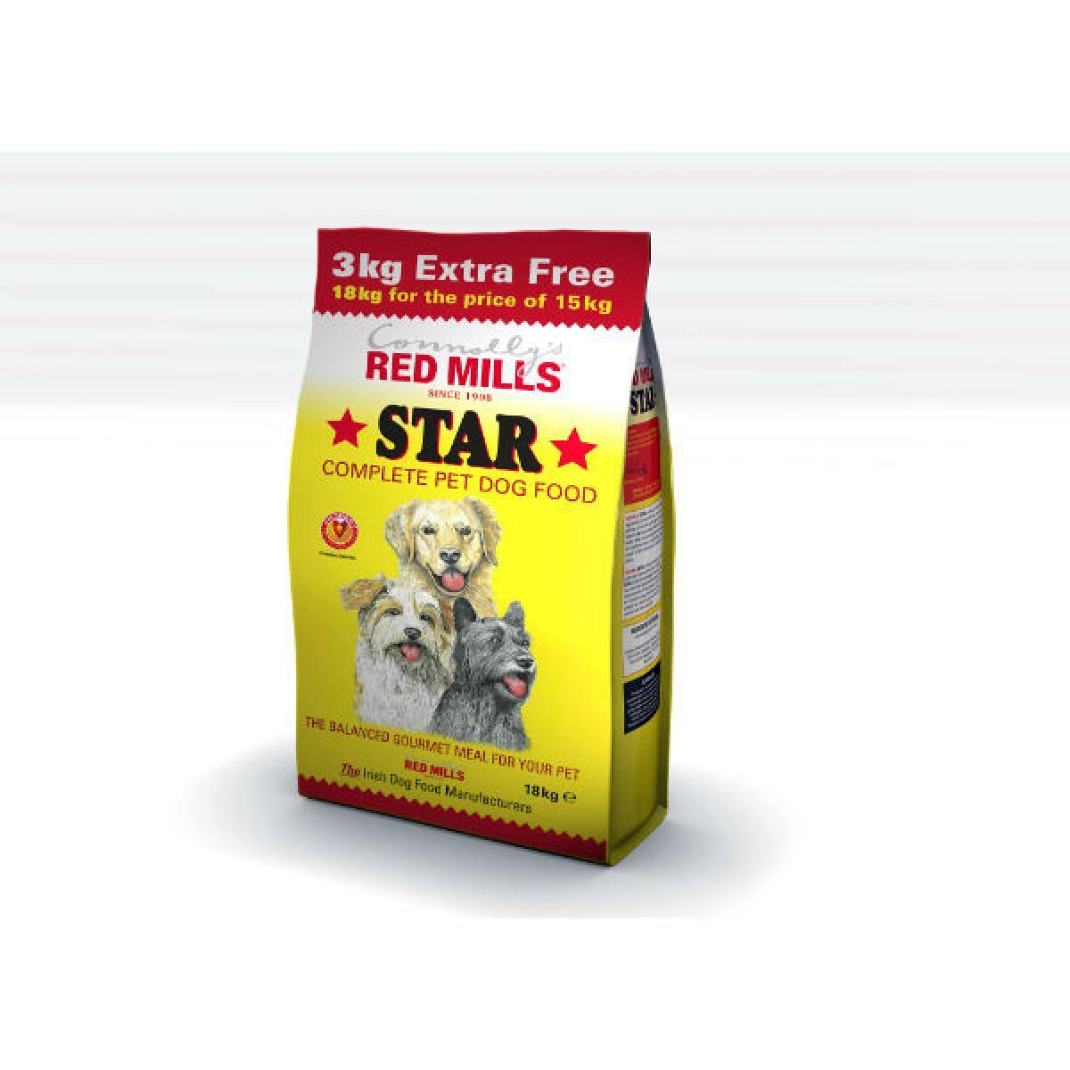 X Mills Dog Food