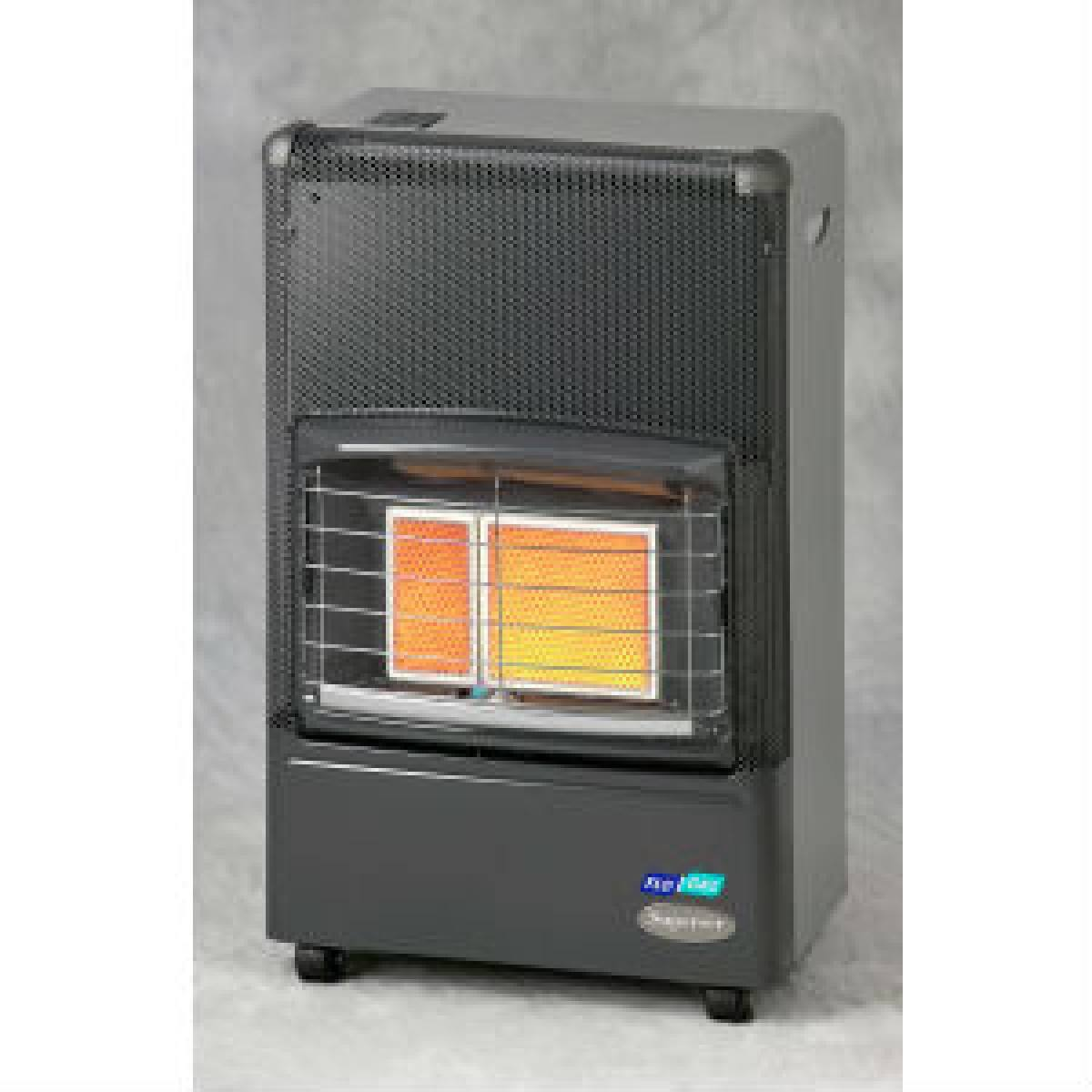 Flogas Superser Radiant Portable Gas Heater F150