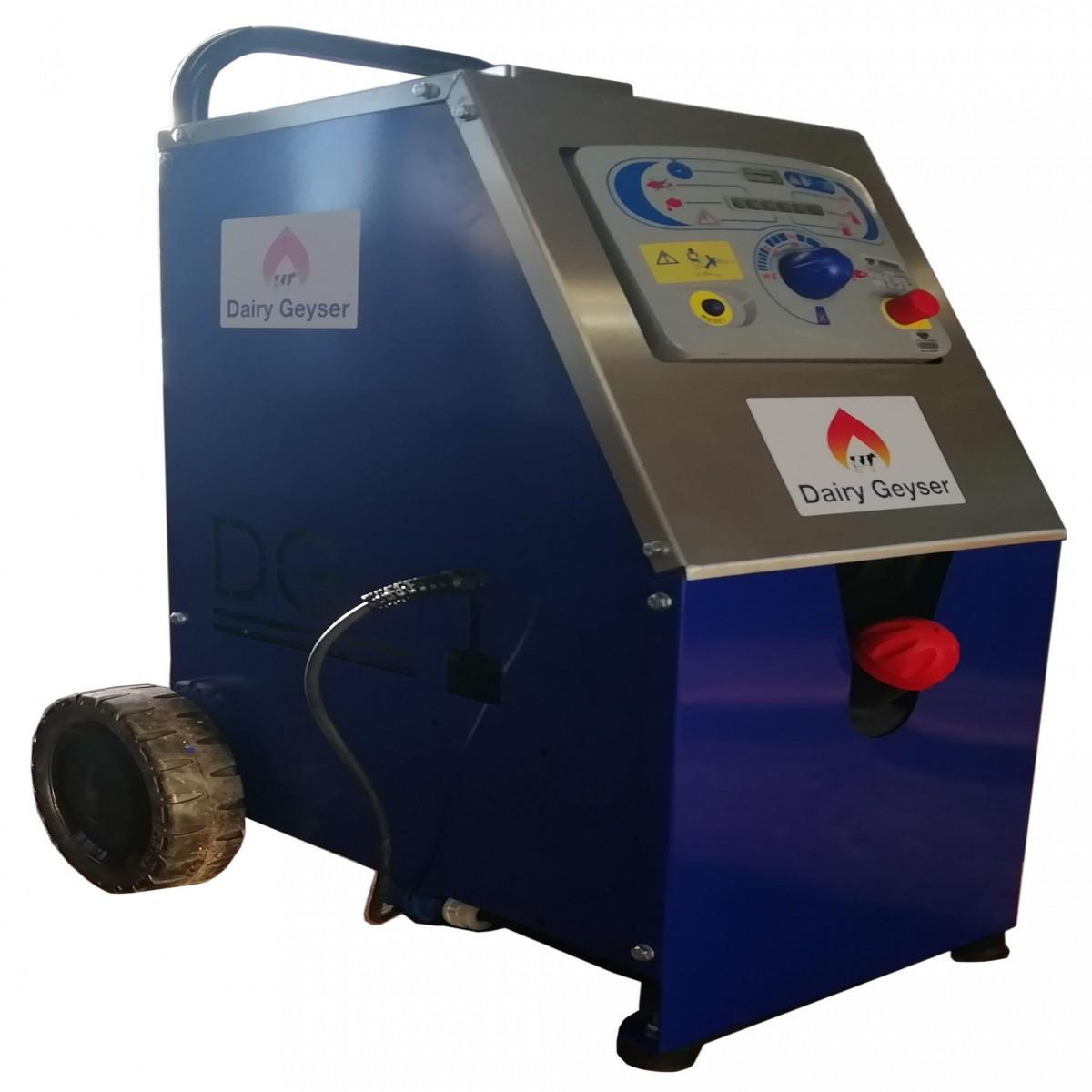 Dairy Geyser Diesel Water Heater