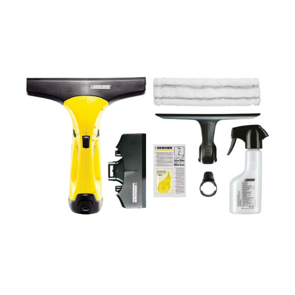karcher wv2 premium 2nd generation window vacuum cleaner. Black Bedroom Furniture Sets. Home Design Ideas
