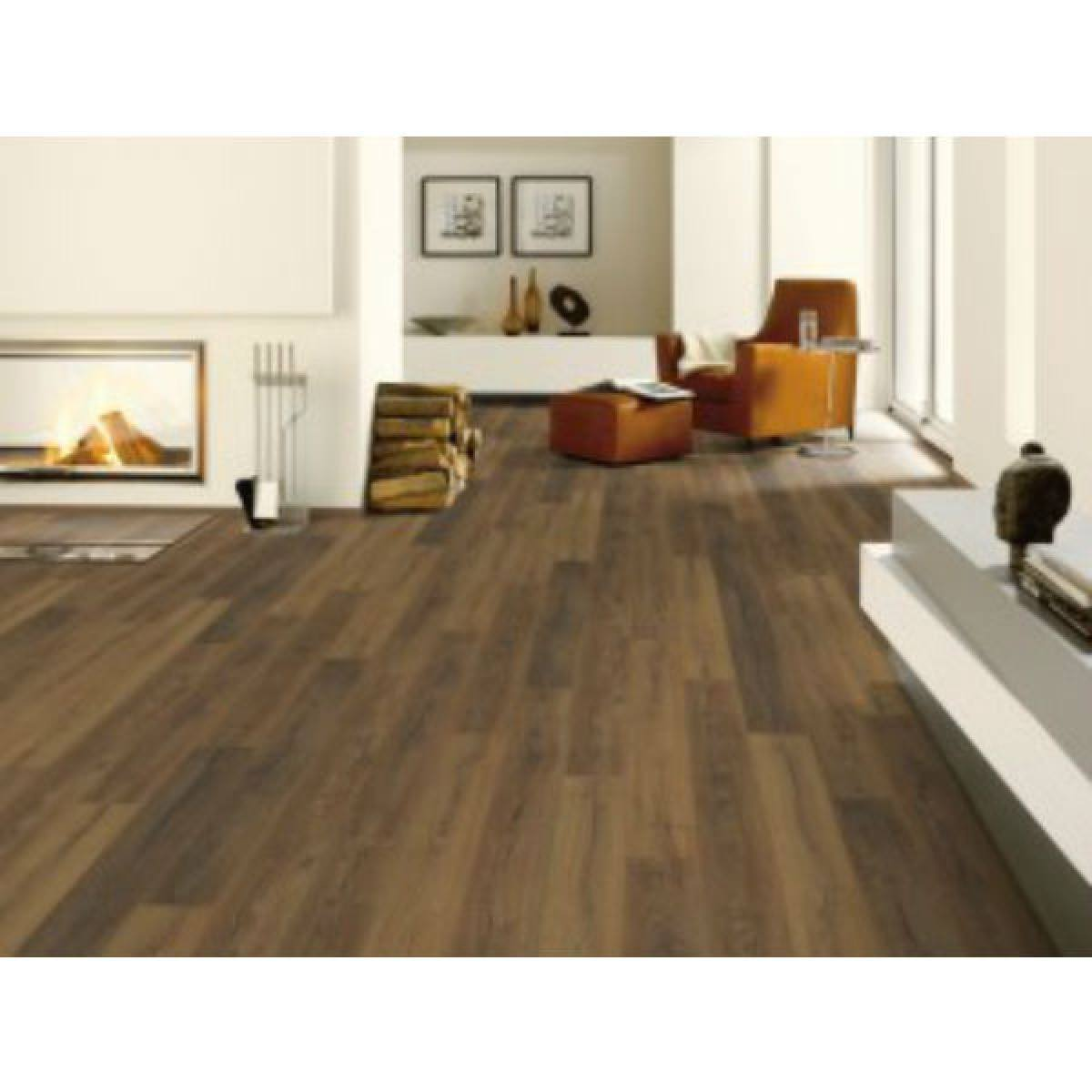 Canadia 11mm Woodgrain Laminate Flooring