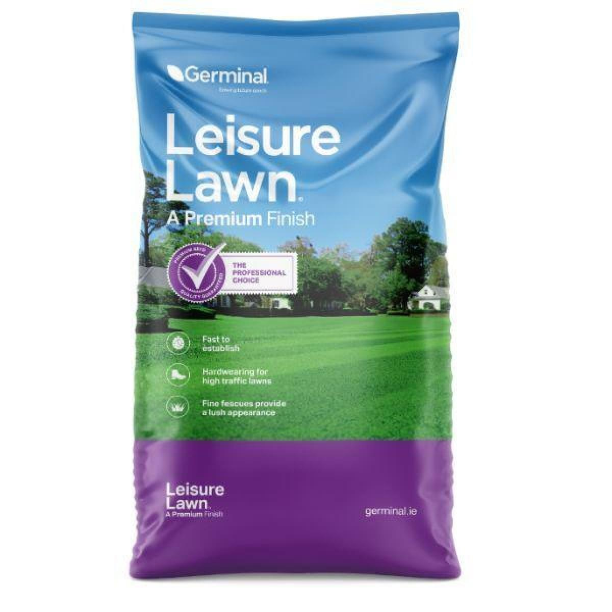 Leisure No 2 Lawn Seed 5kg