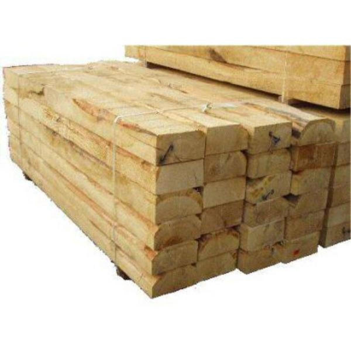Oak Railway Sleepers
