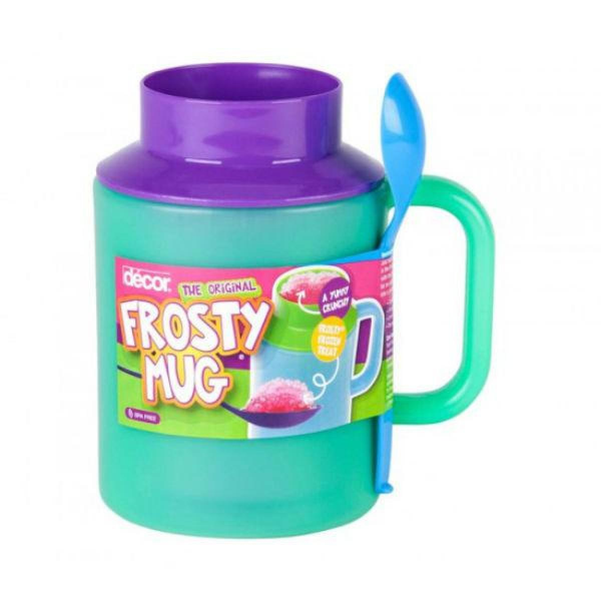 Decor Frosty Mug Orted