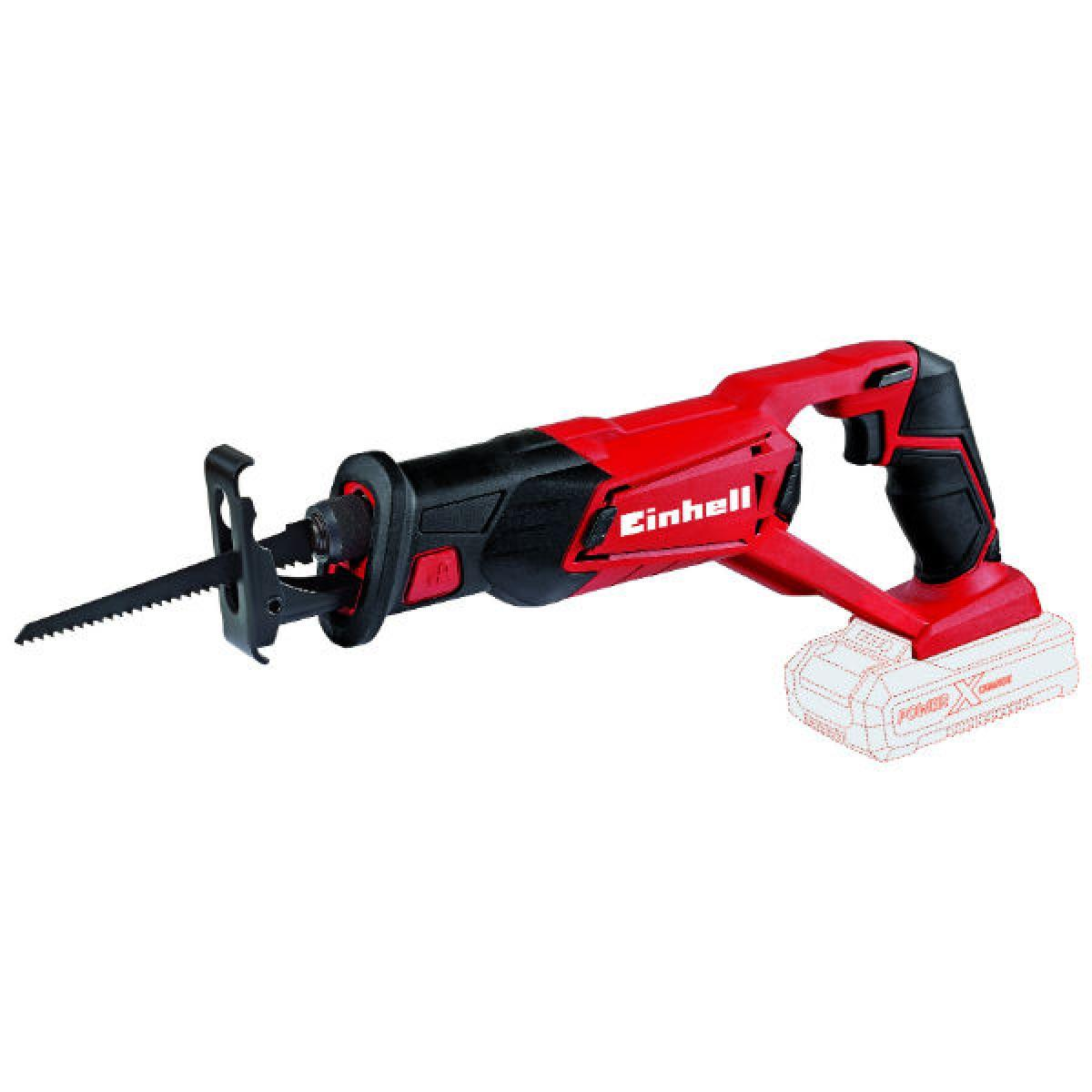 Einhell power x change cordless reciprocating saw greentooth Gallery