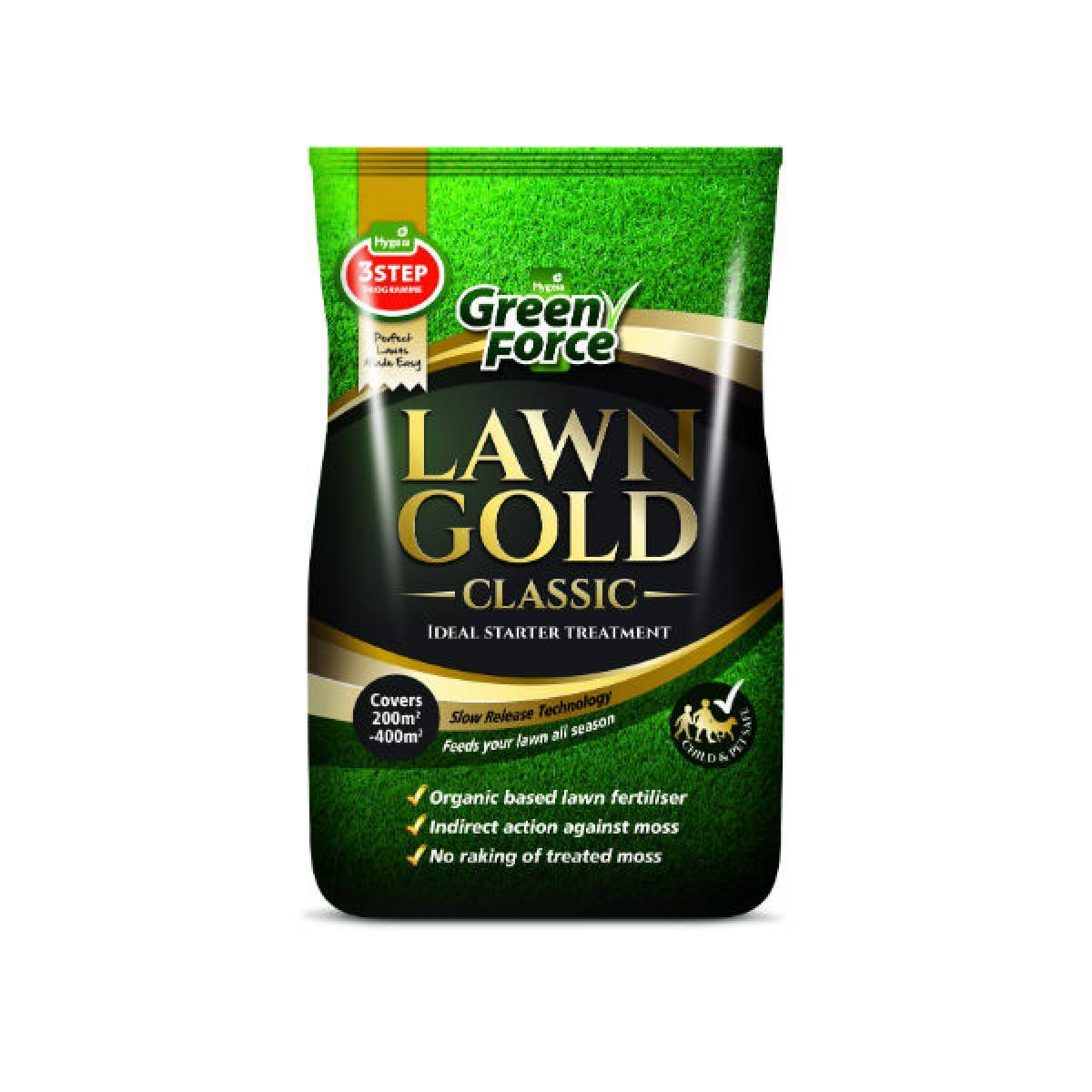 Image result for greenforce lawn gold