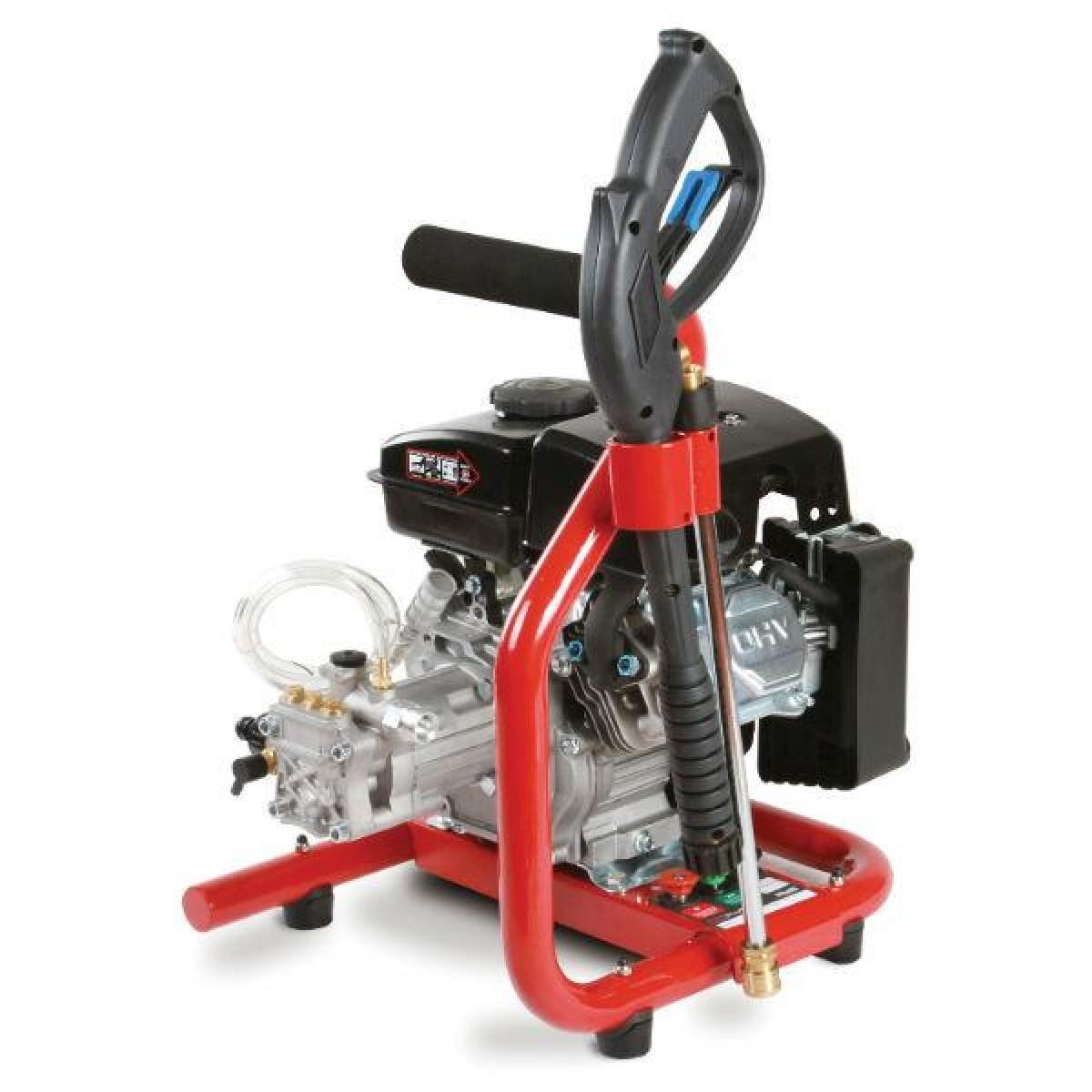 proplus 3hp portable petrol pressure washer pump 95 bar. Black Bedroom Furniture Sets. Home Design Ideas
