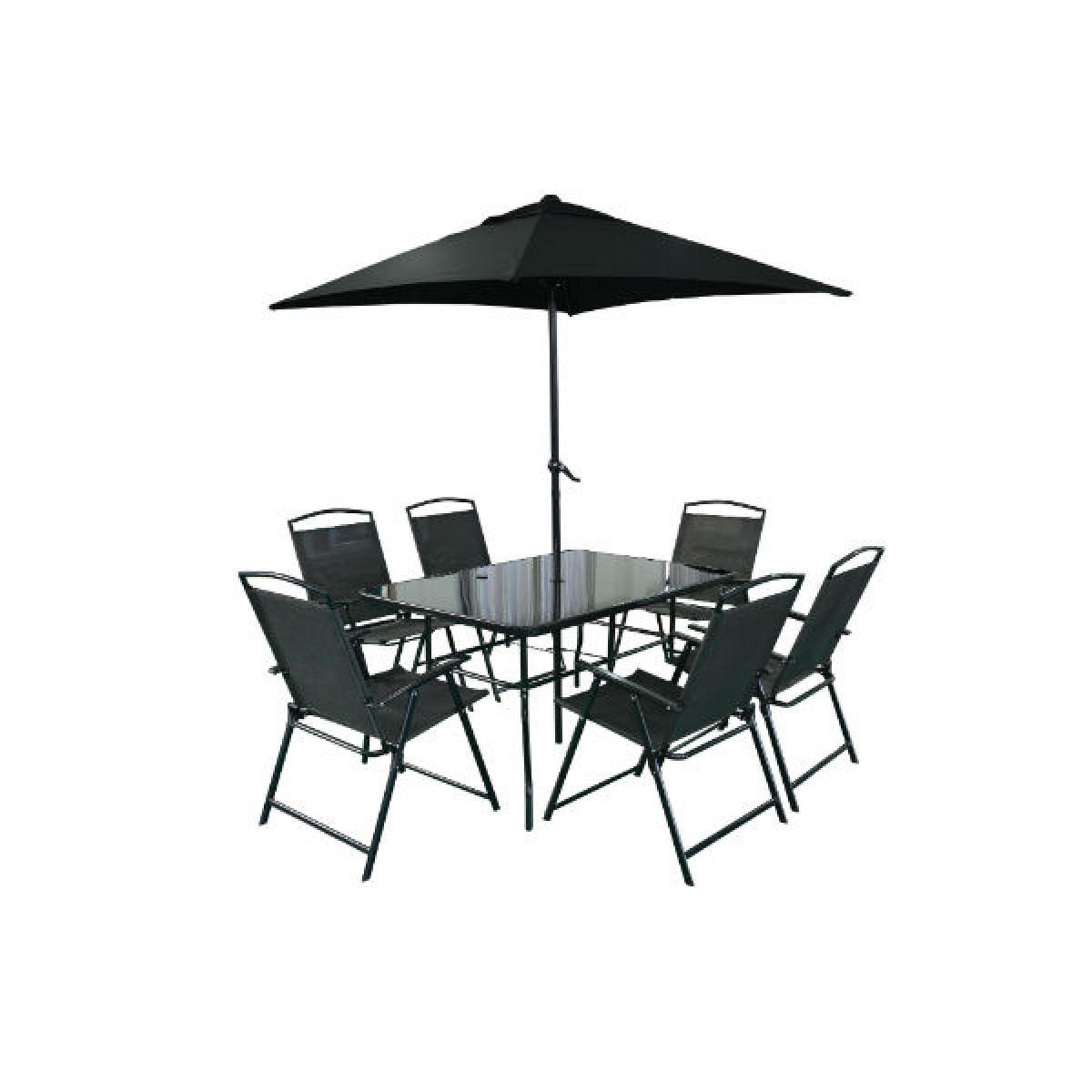 portofino 8 piece garden furniture set - Garden Furniture 8 Piece