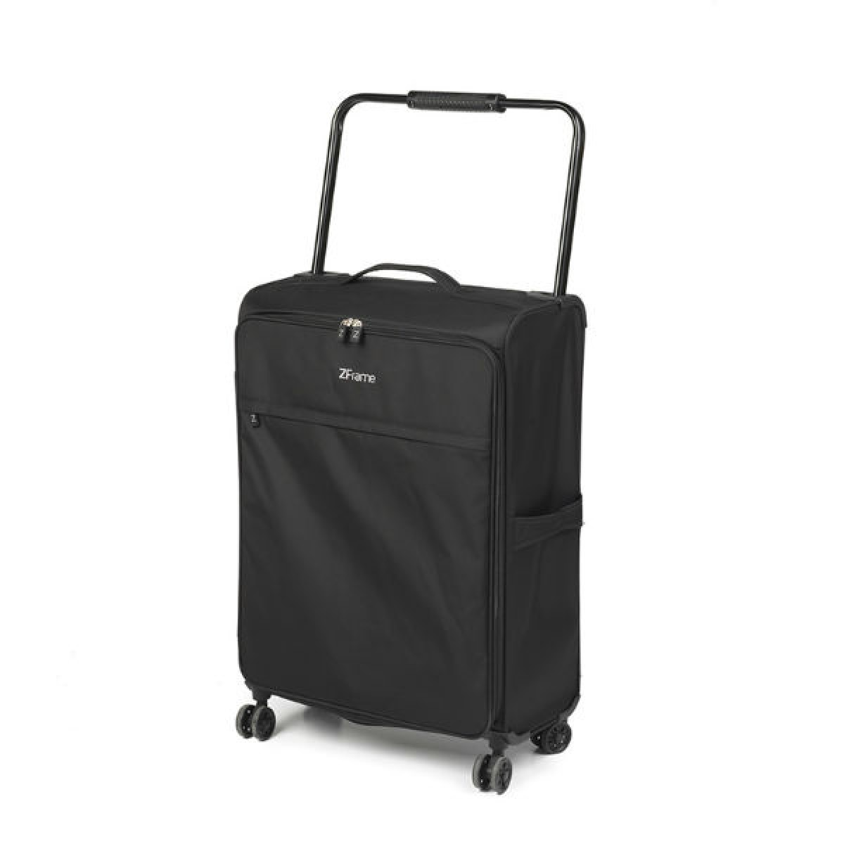 Zframe Black Double Wheel Luggage 22