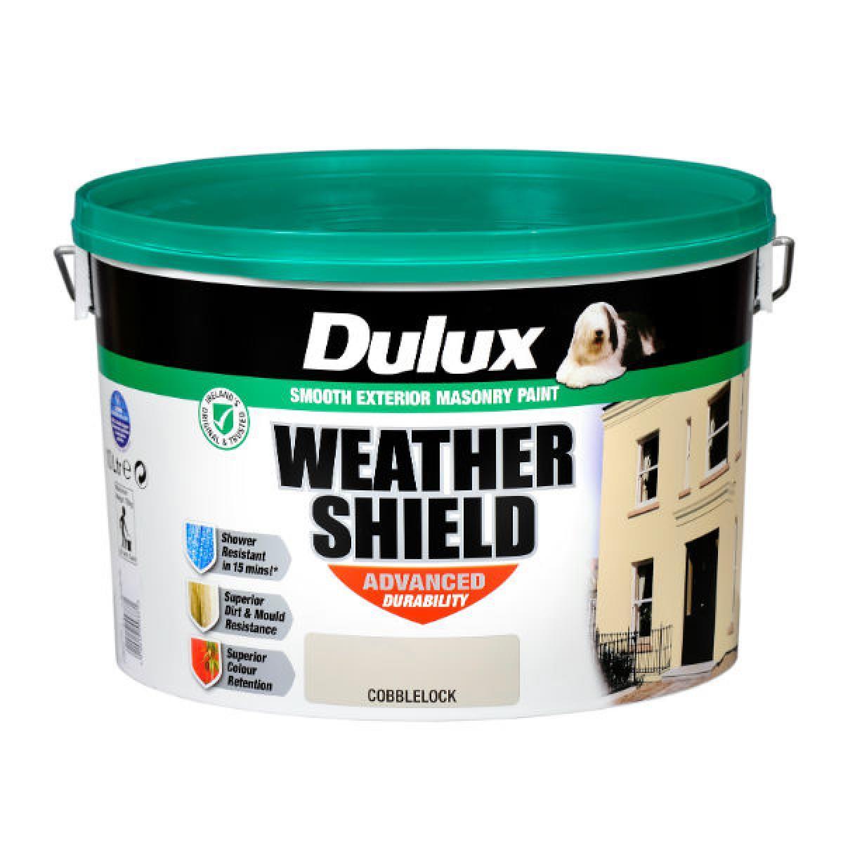 Dulux Weathershield 10l Paint