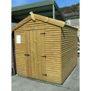 Garden Sheds Delivery Throughout Ireland Dairygold Coop