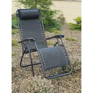 Co Op Garden Furniture Dairygold co op superstores zero gravity reclining black sun lounger workwithnaturefo